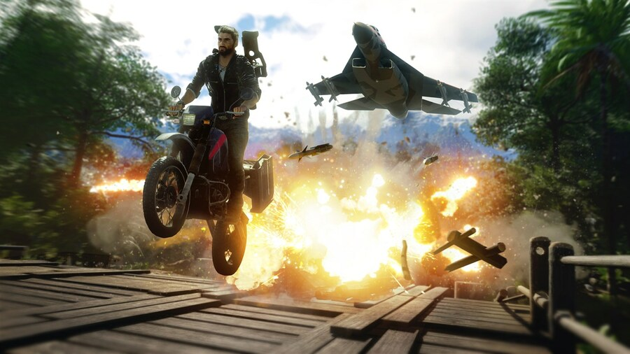 Just Cause Devs Says Xbox Game Pass 'Has Been Really Great' For Them