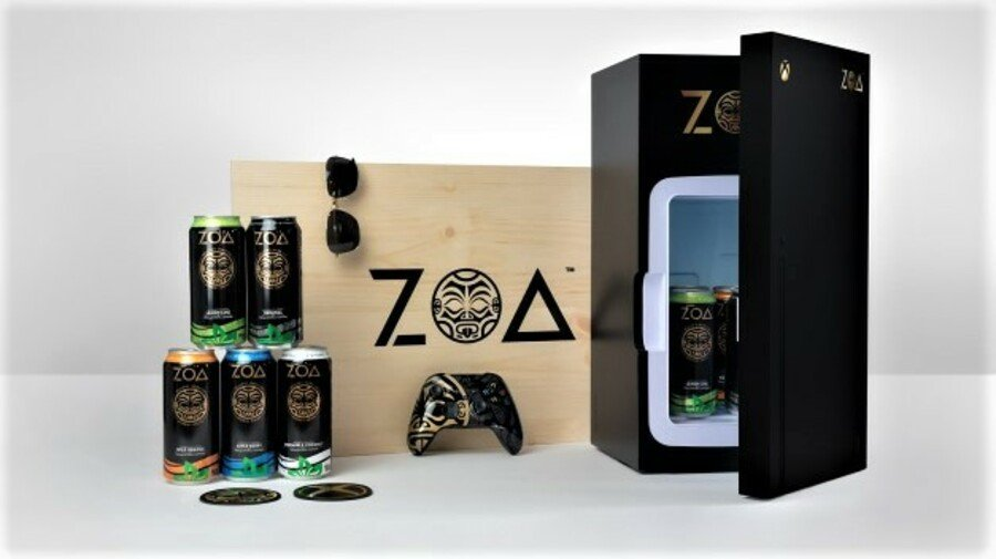 Want An Xbox Series X Mini Fridge? You Might Be Able To Win One