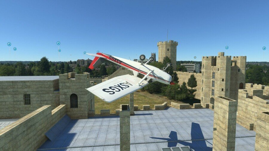 Xbox Players Are Loving Microsoft Flight Simulator, But Can't Seem To Stick The Landing