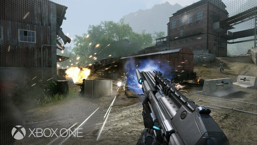 Crysis Remastered Reportedly Has Major Issues On Xbox One X