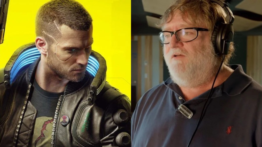 Valve's Gabe Newell Gives His Thoughts On The Cyberpunk 2077 Launch