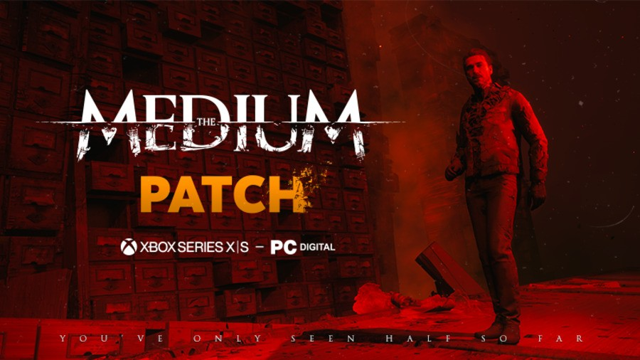 The Medium Patch Fixes Graphical Issues And Crashes On Xbox Series X