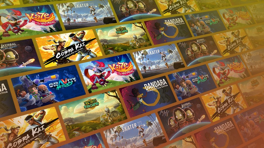 Xbox Store Now Highlights Diverse 'Games Made In Latin America'