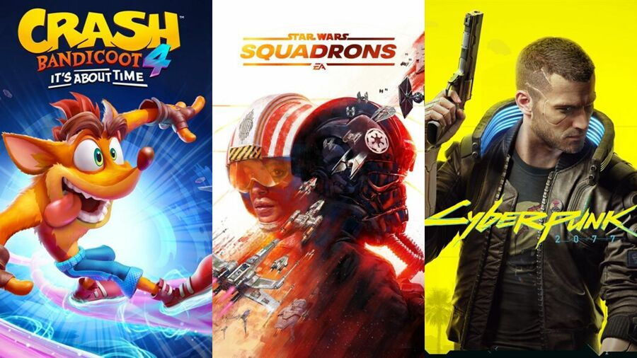 Pick One: Which Of These Xbox Games Are You Most Excited For?