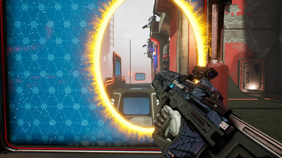 Splitgate Devs Say 'Don't Hold Your Breath' For A Battle Royale Mode