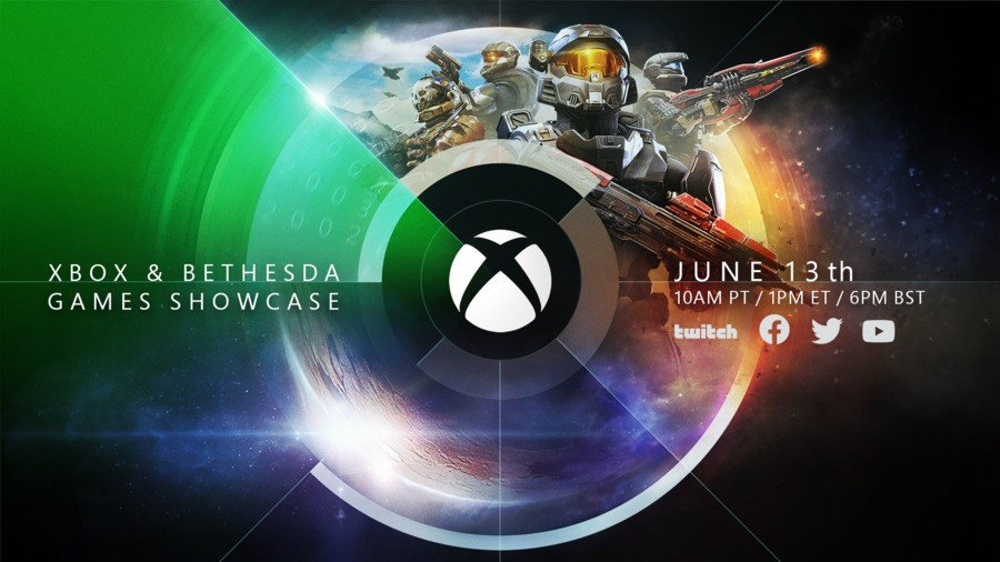 It's Official, Xbox And Bethesda's Showcase Is Coming June 13
