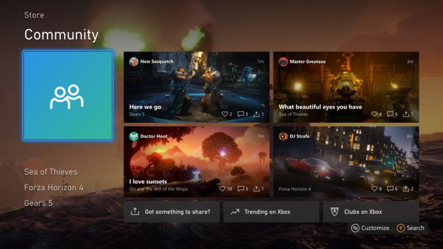 Here's What's Included In The August 2020 Xbox One Update