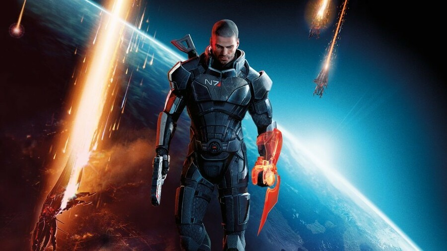 Can You Identify These Mass Effect Characters?