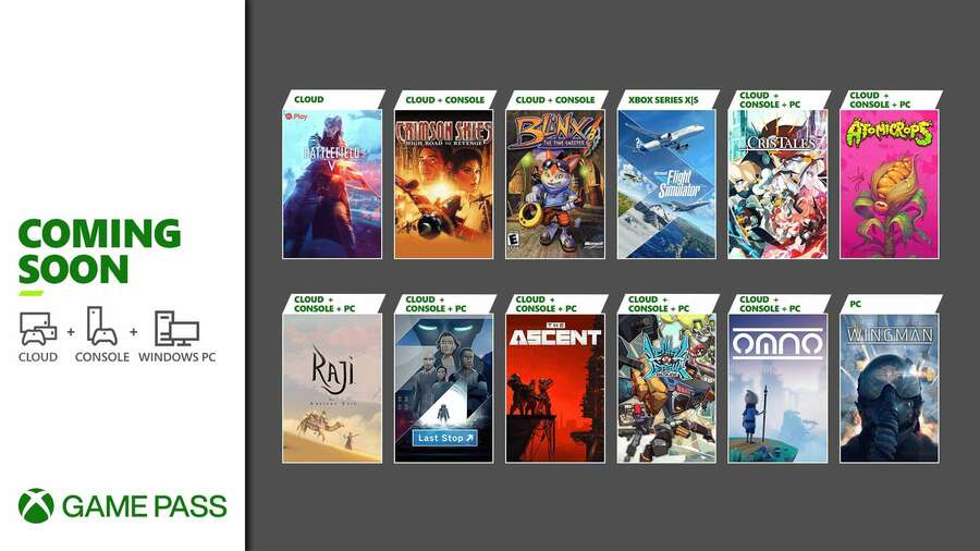 Poll: Which Was Your Favourite Xbox Game Pass Addition In July?