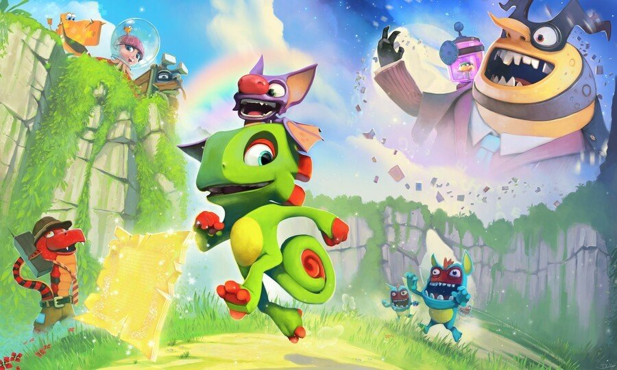 Playtonic Games Is Undergoing A Rebrand, 'All Will Be Revealed Soon'