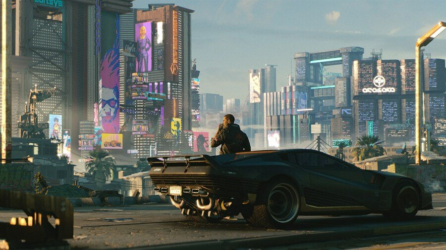 CD Projekt Red Still Confident Youll Be Playing Cyberpunk 2077 In September
