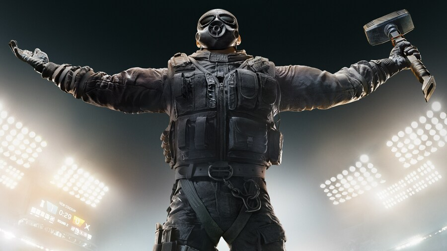 Rainbow Six Siege Is Getting A Free 4K, 120FPS Next-Gen Upgrade