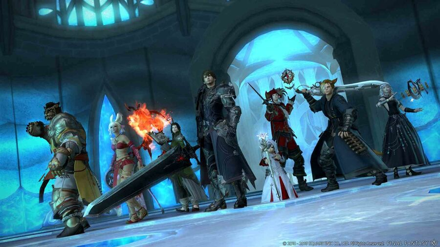 No, Square Enix Isn't Working To Bring Final Fantasy XIV To Xbox