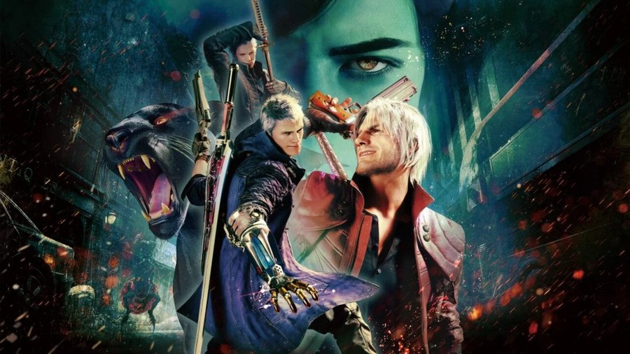Devil May Cry 5 Special Edition Won't Feature Ray Tracing On Xbox Series S