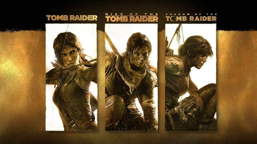 Tomb Raider: Definitive Survivor Trilogy Coming To Xbox