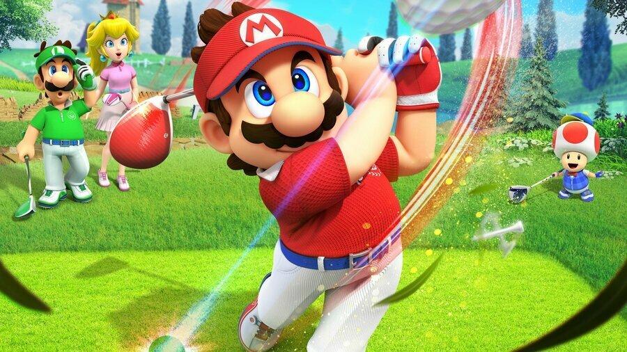 Random: Xbox Head Phil Spencer Praises Nintendo President's Mario Golf Skills
