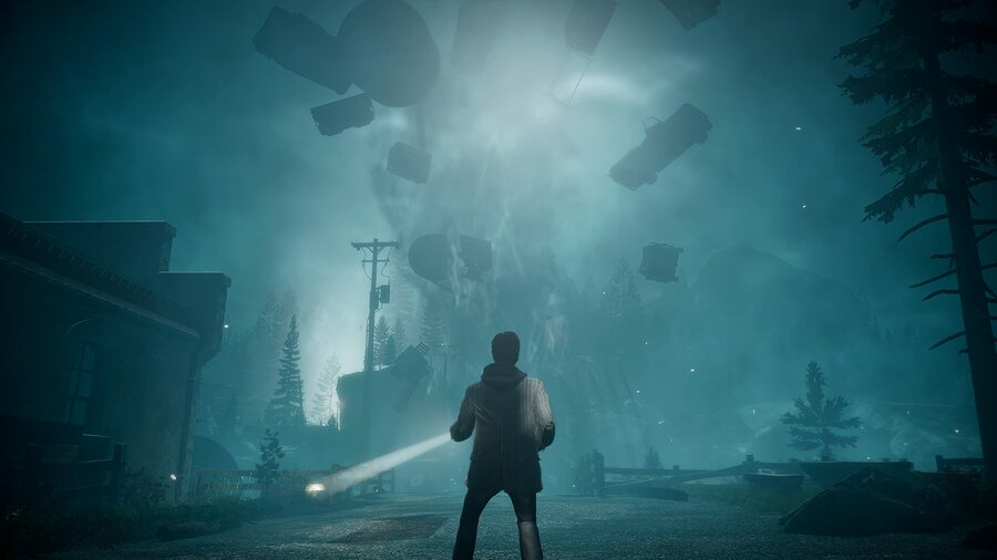 Alan Wake Remastered May Be Tweaked To Connect To Other Remedy Games - Xbox  News