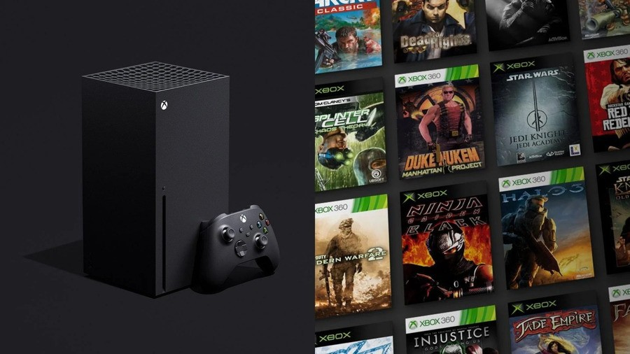 How Do Backwards Compatible Games Work On The Xbox Series S X Guide Xbox News