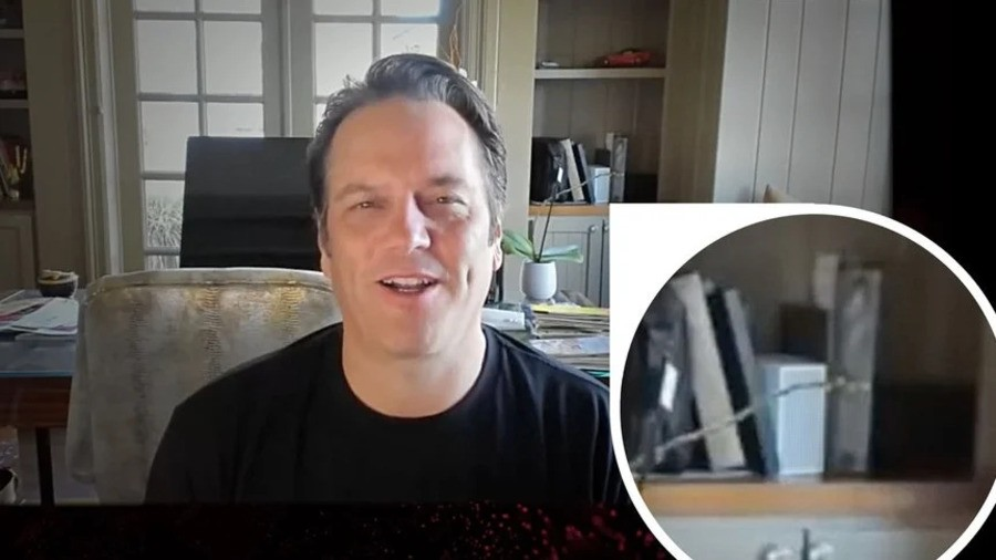 Phil Spencer Admits He Plays His Xbox Series S During Work Meetings