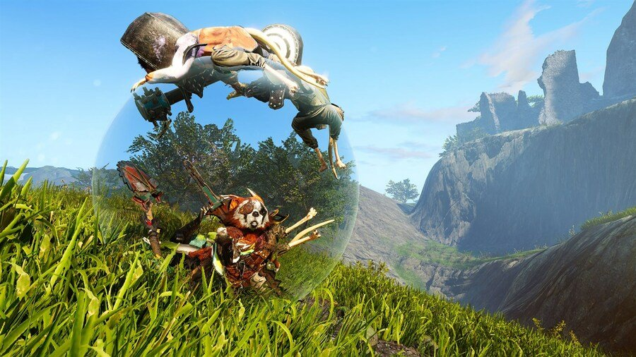 There's A Huge Amount Of Fixes And Changes Coming To Biomutant
