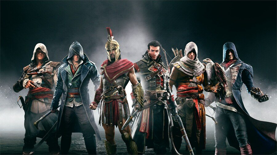 Deals: All 20+ Games In This Week's Huge Xbox Assassin's Creed Sale