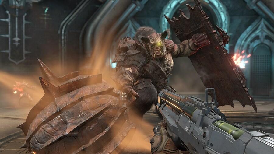 Doom Eternals Release Date Has Been Moved Forward