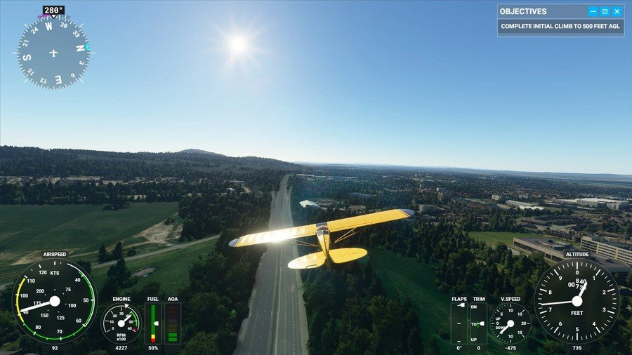 Feature: Five Activities To Try First In Microsoft Flight Simulator For Xbox Series X, Series S