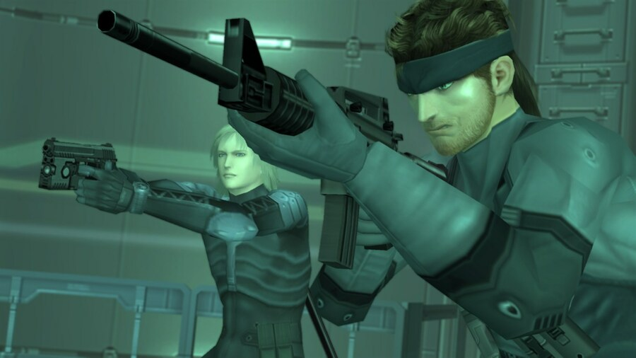 PlayStation Acquires Metal Gear Solid HD Devs BluePoint Games