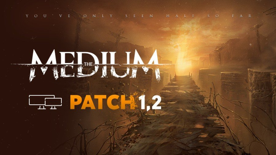 The Medium Has A New Patch Live On Xbox Series X PC