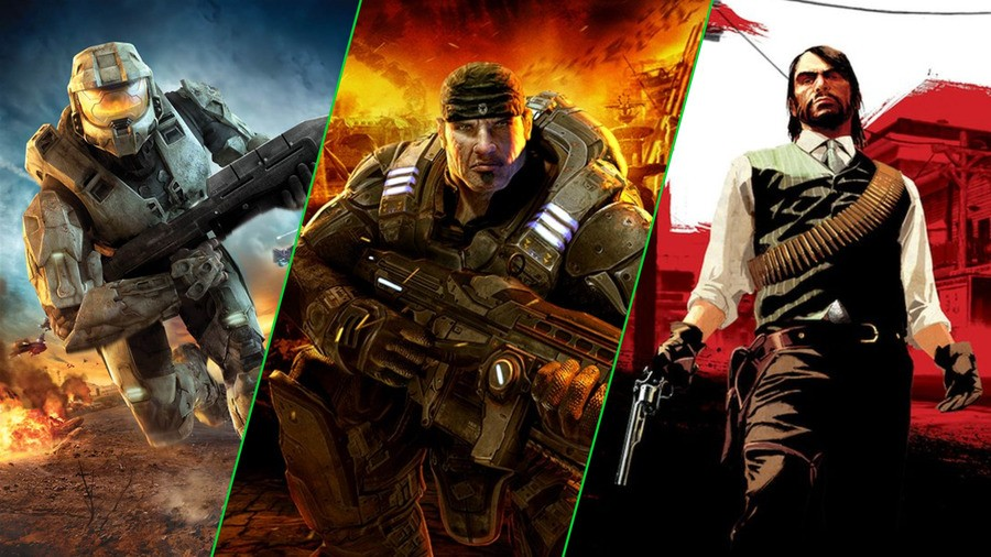 The Best Xbox 360 Games Of All Time