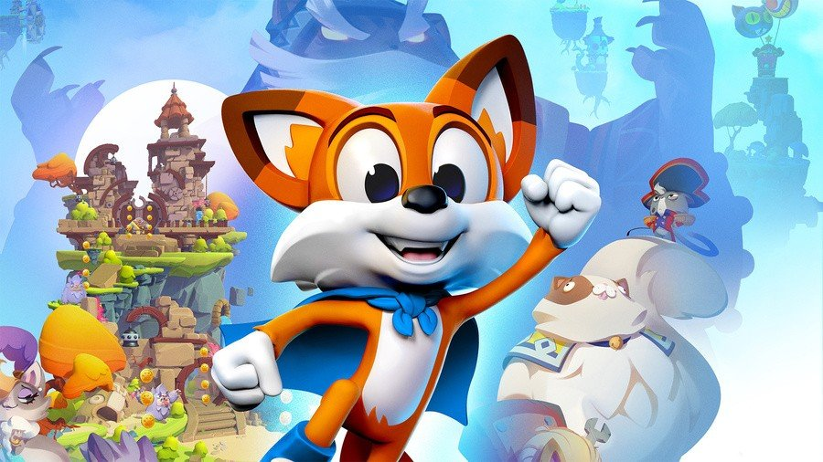 New Super Lucky's Tale Is Getting A Frame Rate Boost On Xbox One X