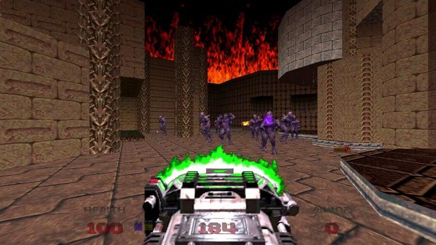 DOOM 64 est le premier jeu Xbox One S à dépasser les 1080p