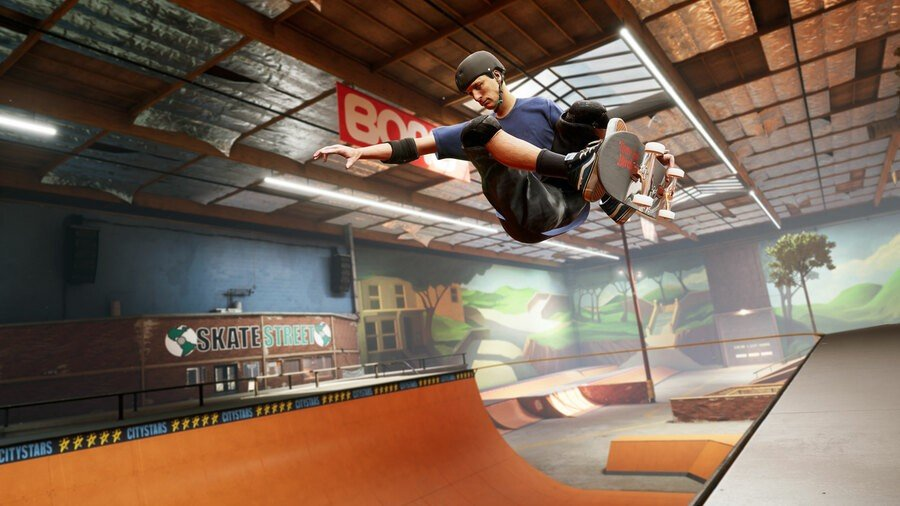 PSA: If You Bought The Disc, You Can't Upgrade Tony Hawk On Xbox Series X