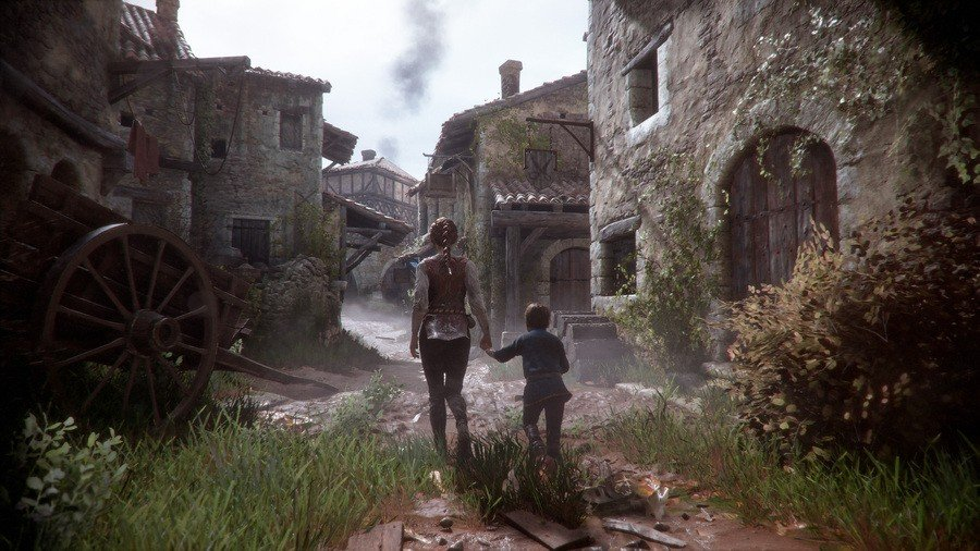 A Plague Tale: Innocence Dev Highlights The Brilliance Of Xbox Smart Delivery