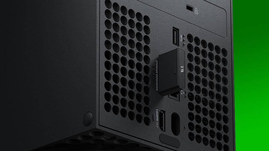 Xbox Series X 2TB SSD Expansion Card