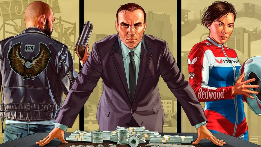 Rockstar Is Turning Off The Servers For GTA Online On Xbox 360 This December
