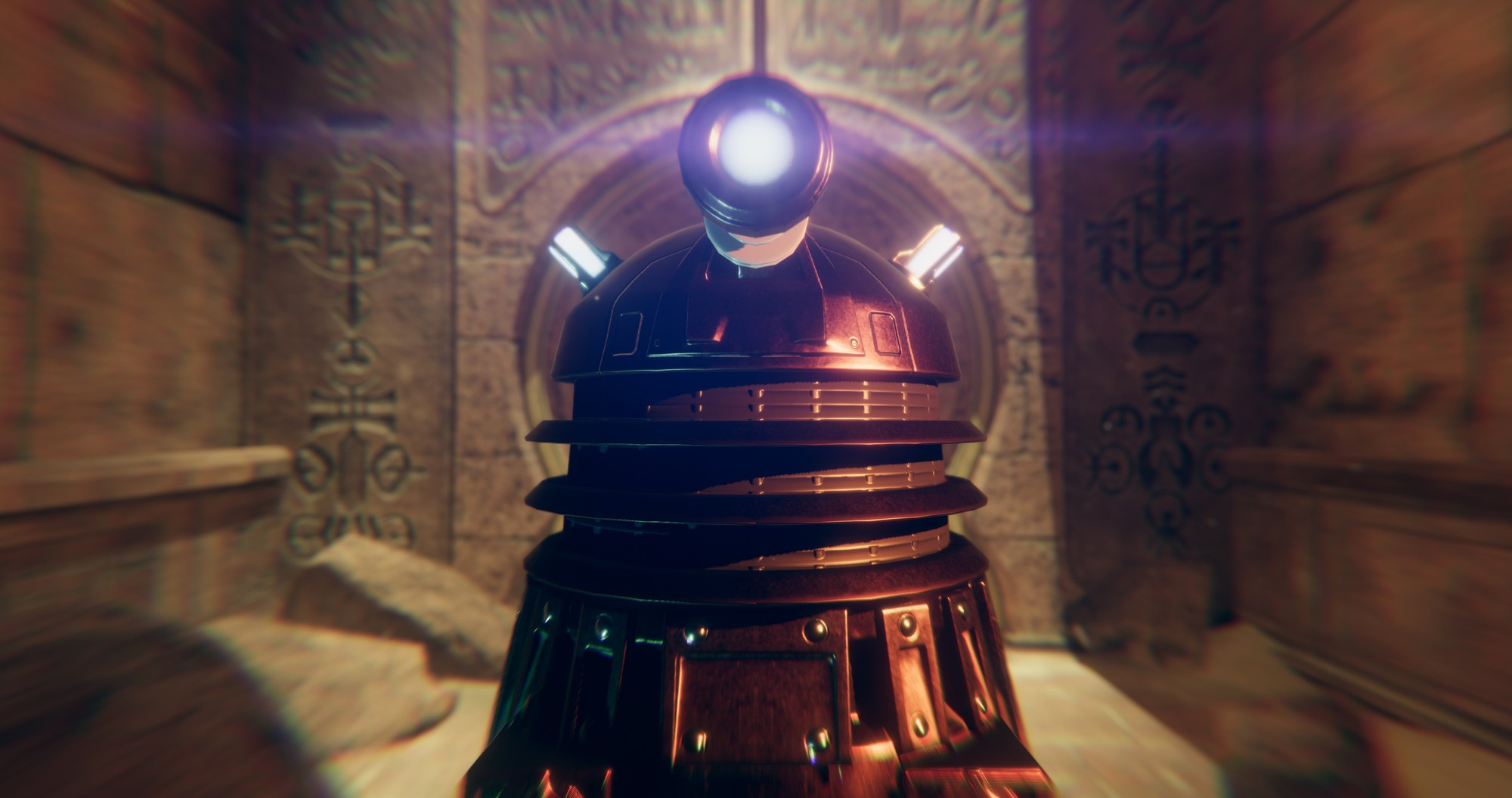 Game studio Doctor Who VR announces console tracking