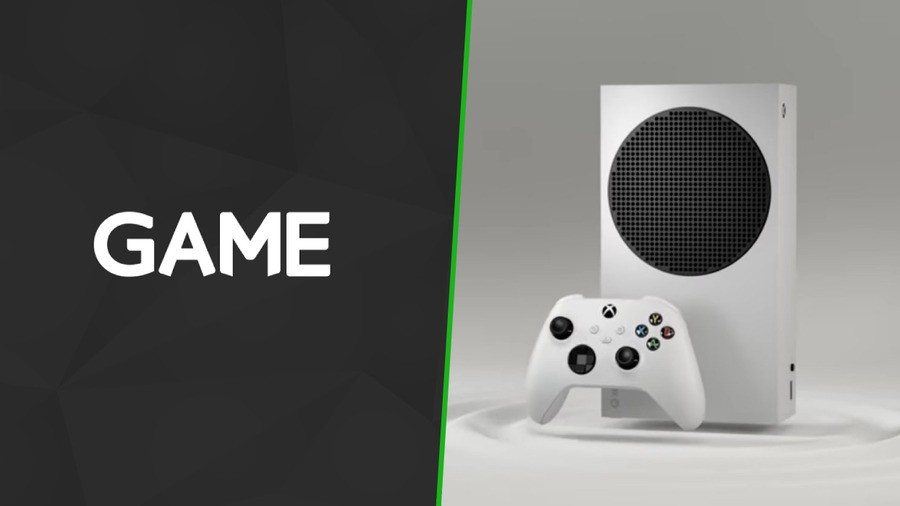 With GAME's New Trade-In Offer, You Can Get An Xbox Series S For £99