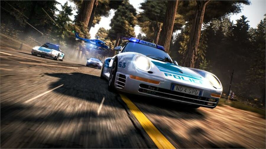 Pick One: Which Of These Need For Speed Games Is Your Favourite?