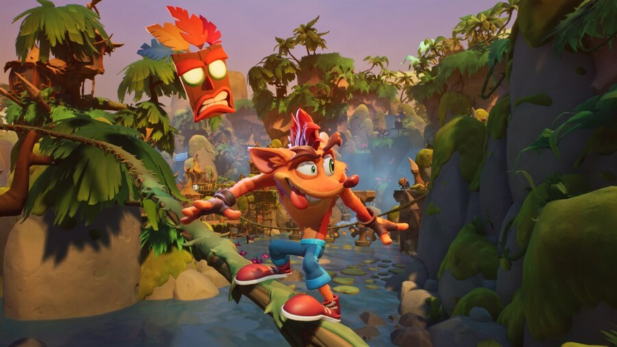 Roundup: Here's What The Critics Are Saying About Crash Bandicoot 4