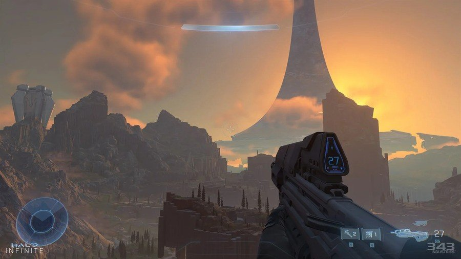 Halo Infinite's Campaign Is Several Times Larger Than Last Two Combined