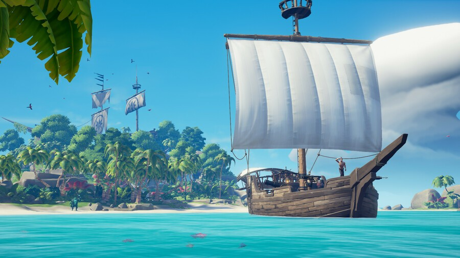 Sea Of Thieves Has Sailed Onto Steam