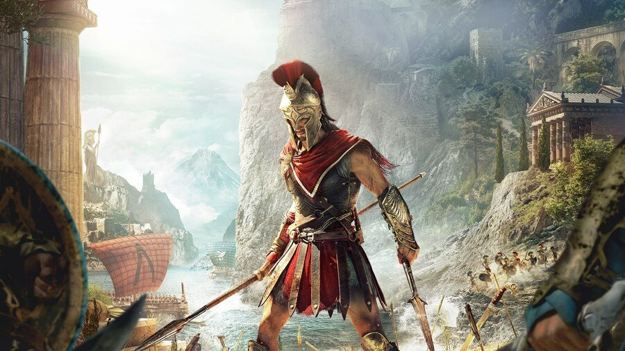 Assassin's Creed Odyssey ajoute officiellement le support 60FPS pour Xbox Series X, Series S