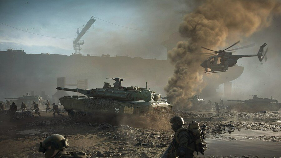 EA Announces Ripple Effect Studios, Working On Battlefield 2042 And 'New Project'
