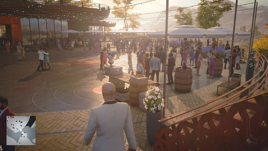 IO Interactive Wants To Bring Ray-Tracing To Hitman 3 On Xbox Series X