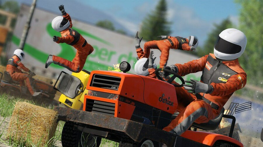 Finally, Wreckfest Now Runs At 60FPS On Xbox Series S