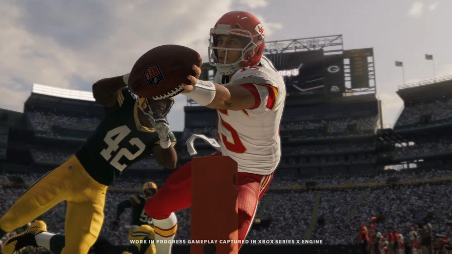 EA Extends Madden NFL 21 Free Upgrade Offer For Xbox Series X