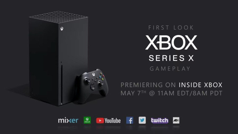 Guide: How To Watch The May 2020 Xbox Series X 'Inside Xbox' Event