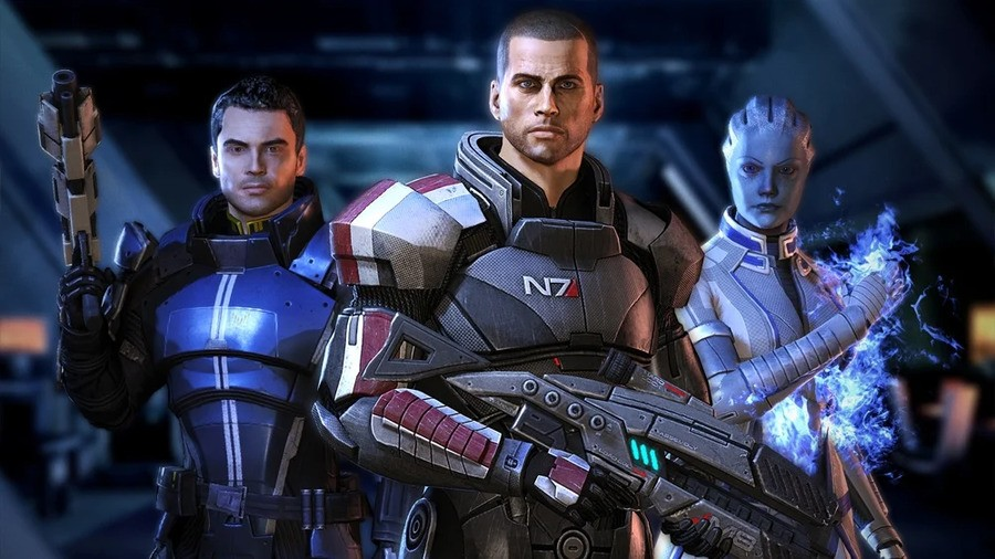 Mass Effect Trilogy Remastered Listed For Xbox By Portuguese Retailer