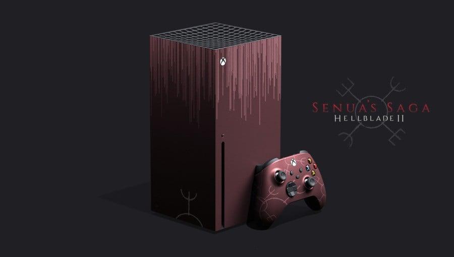 Random: We're Loving This Hellblade Xbox Series X Concept